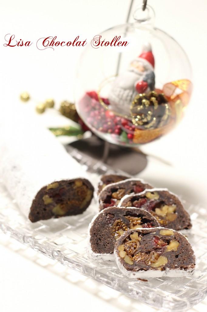 Lisa Chocolat Stollen